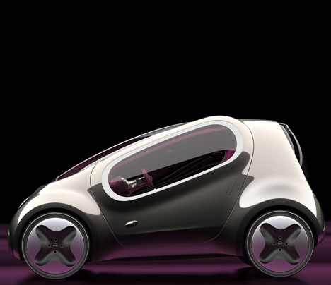 Development Of World Car Kia Electric Pop Concept Car