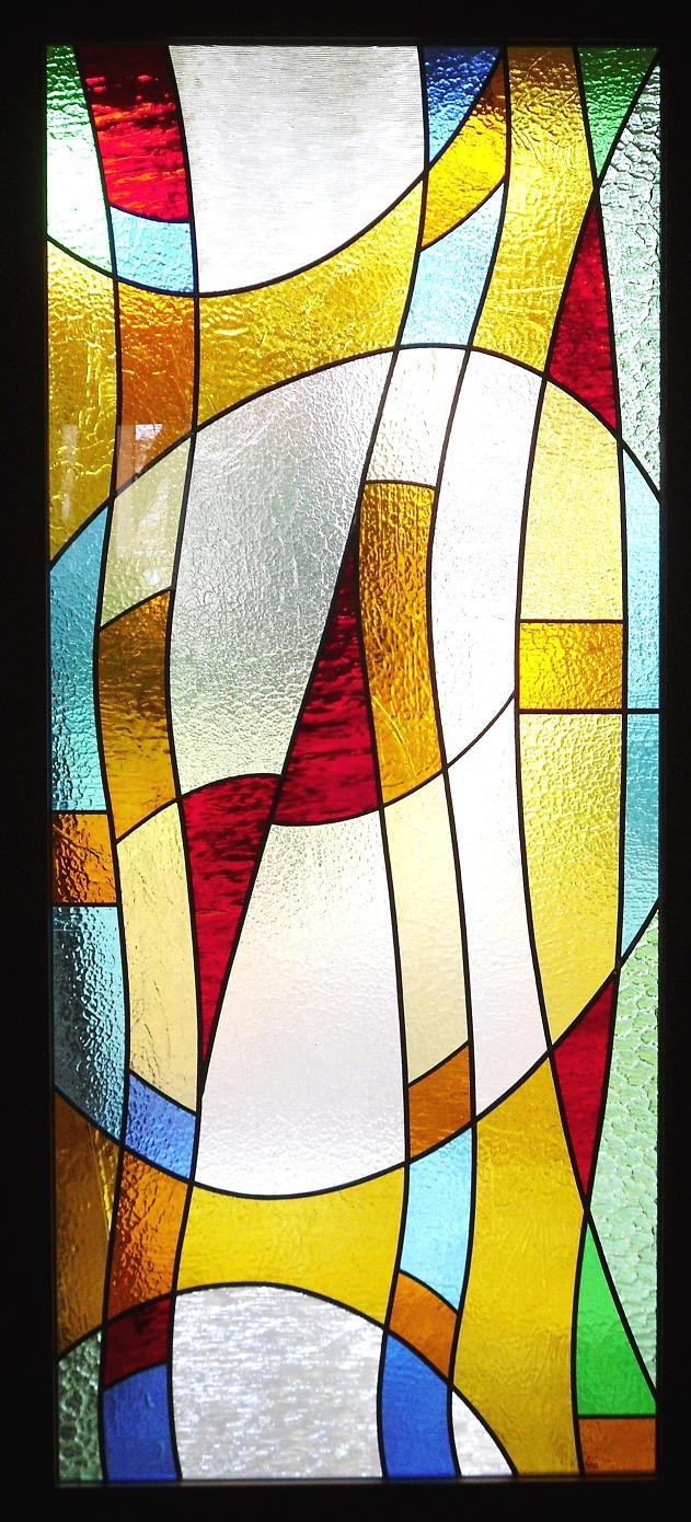 atelier verrier de clermont vitrail verre fusionn stages vitrail contemporain ins r dans. Black Bedroom Furniture Sets. Home Design Ideas