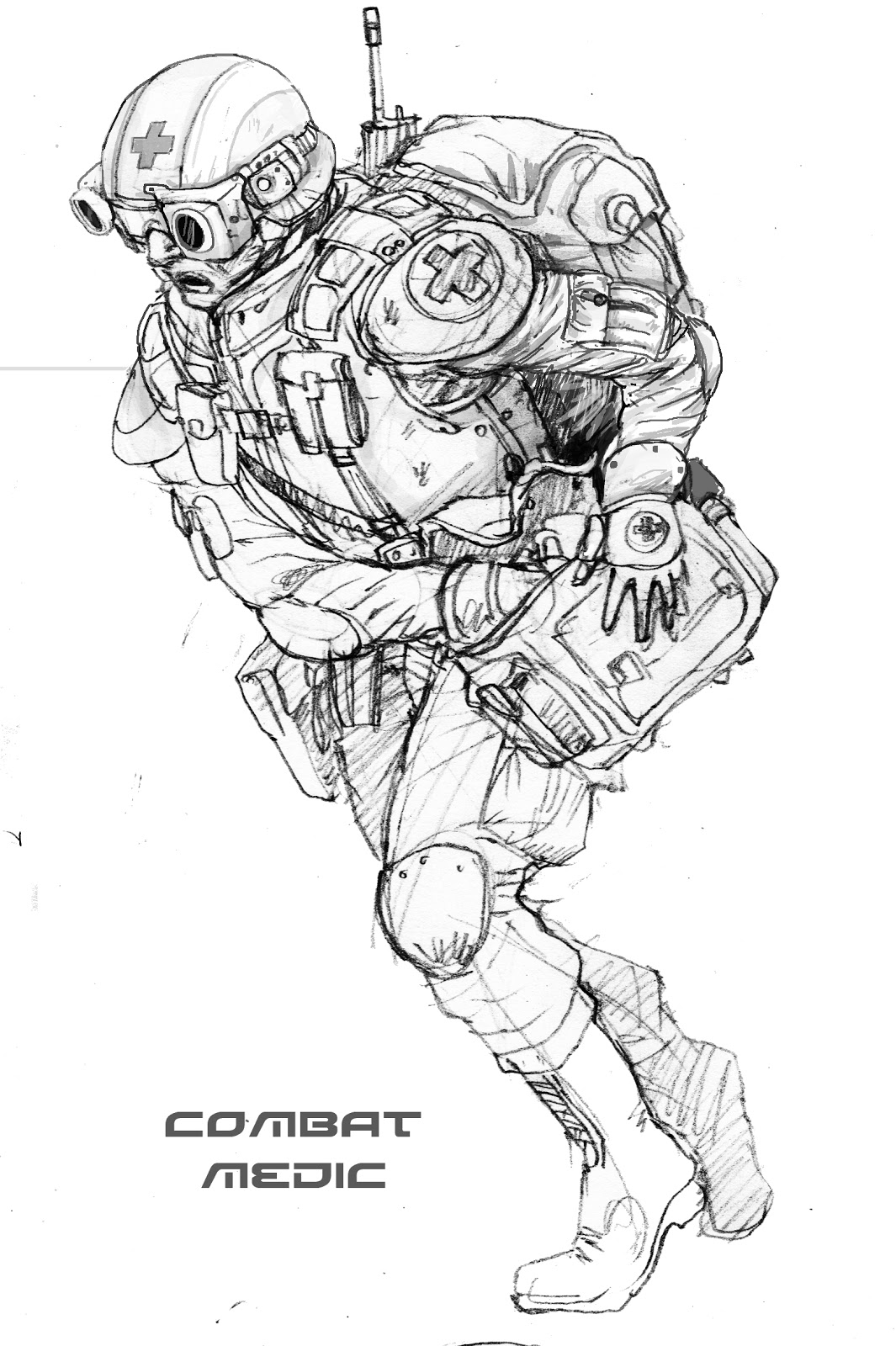 Armies Army: Updated Combat medic