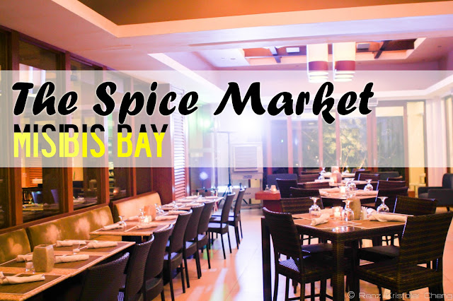 The Spice Market in Misibis Bay