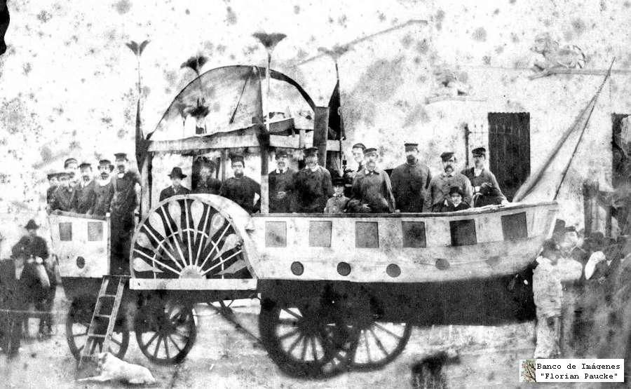 Resultado de imagen para carros antiguos de carnaval