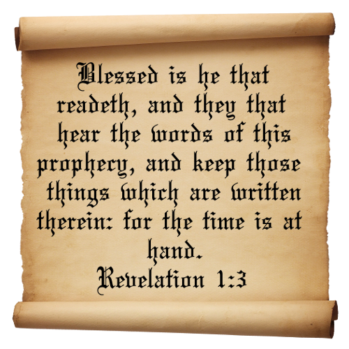 BOOK OF REVELATION; THE SEVEN CHURCHES