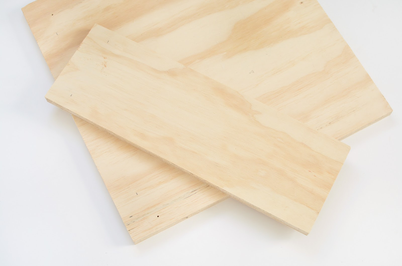 plywood or board