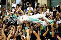 FÓRMULA 1 - Nico Rosberg por fin pudo semejar a su padre: es el nuevo campeón del mundo