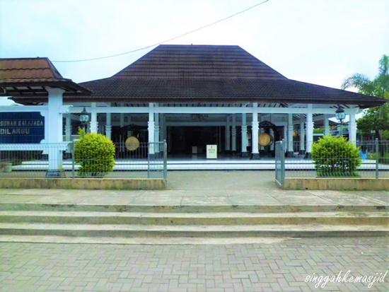 Singgah Ke Masjid Masjid Sunan Kalijaga Kadilangu Demak