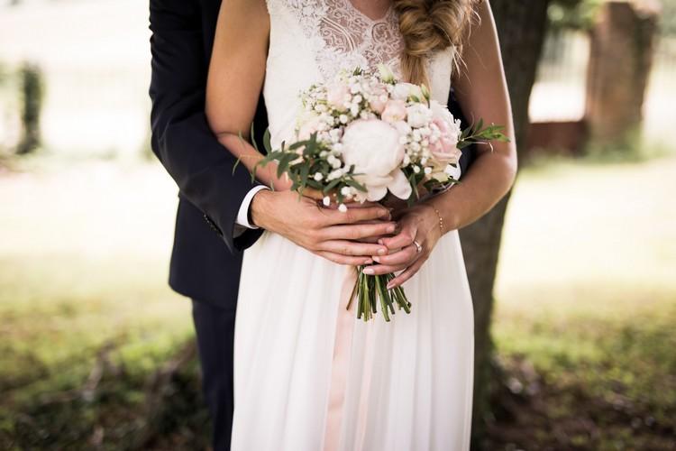 La petite boutique de fleurs, Amélie Gouttenoire, coiffure de mariée, bouquet de mariée