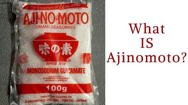 உணவாகும் விஷம் - அஜினோமோட்டோ. Food Poison - Ajinomoto.
