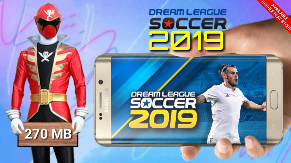 Dream League Soccer 2019 v6 02 APK + MOD (Money) + HIGHLY COMPRESSED