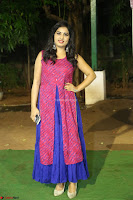 Srushti in beautiful Pink Sleeveless Dress Cute Actress Dimples ~  Exclusive 056.JPG