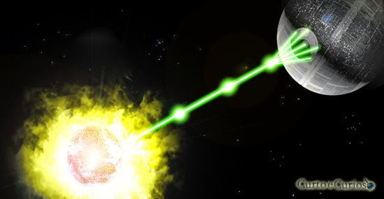 'Estrela da Morte': uma super arma poderia destruir um planeta inteiro?