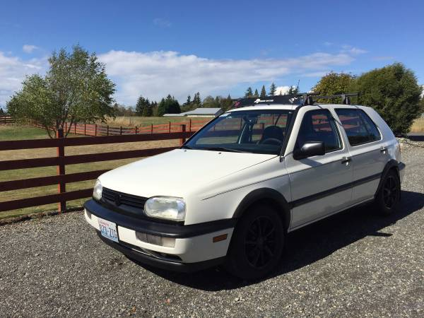 vw golf gl  sale buy classic volks