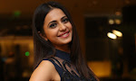 Rakul Preet at Dhurva thanks meet
