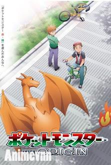 Pokemon The Origin - Pokémon Nguồn Gốc 2013 Poster
