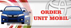 Formulir Pemesanan Mobil Toyota