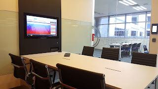 Smart Learning Hub room