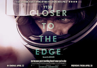 TT3D: Closer to the Edge - Film Poster
