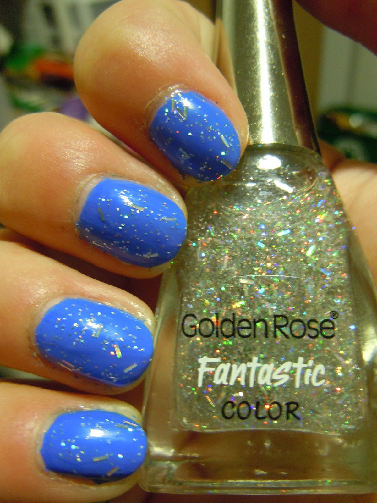 Sally Hansen Pacific Blue Golden Rose Fantastic Color 150 Aly Loves Lacquer