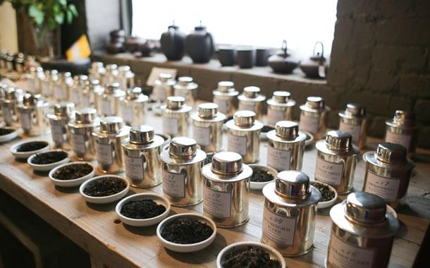 Bellocq Tea Atelier in Brooklyn