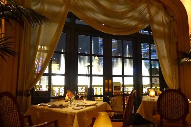 Restaurante Picasso em Las Vegas