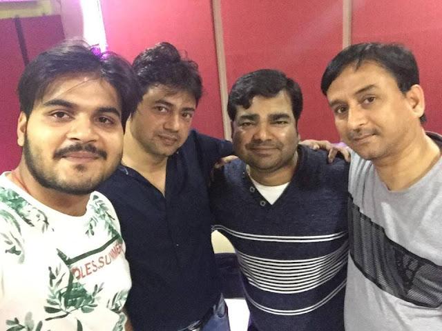 अरविन्द अकेला कल्लू की फिल्म 'छलिया' की शूटिंग स्टार्ट
