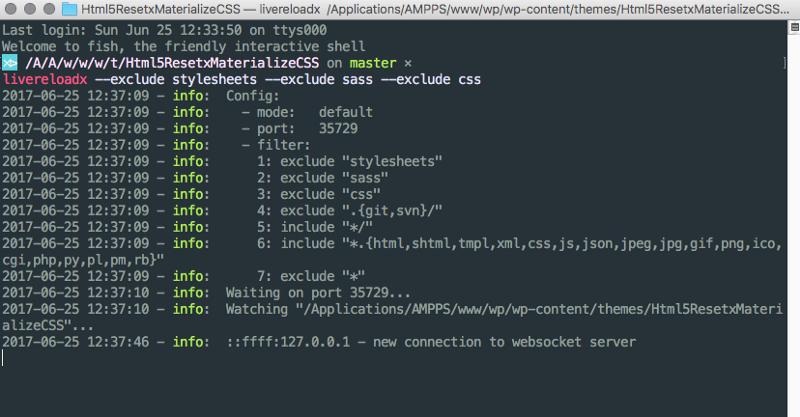 Material.Terminal : Mon thème Material Design pour #Bash et Fish Sell, A Unix Mind In A Windows World