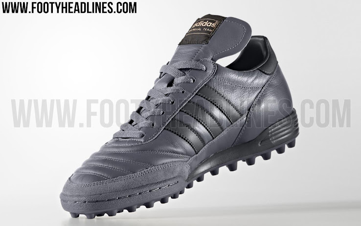 Clear Grey Adidas Mundial Team 2017 Boots Released - Footy ...