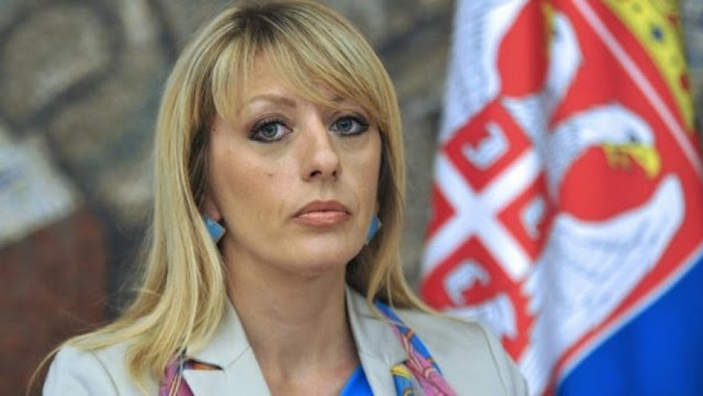Serbian Integration Minister Jadranka Joksimovic: There is no EU membership without agreement with Kosovo