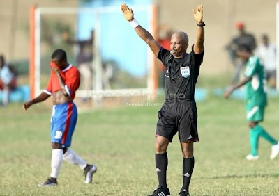 GFA bans referee Reginald Lathbridge
