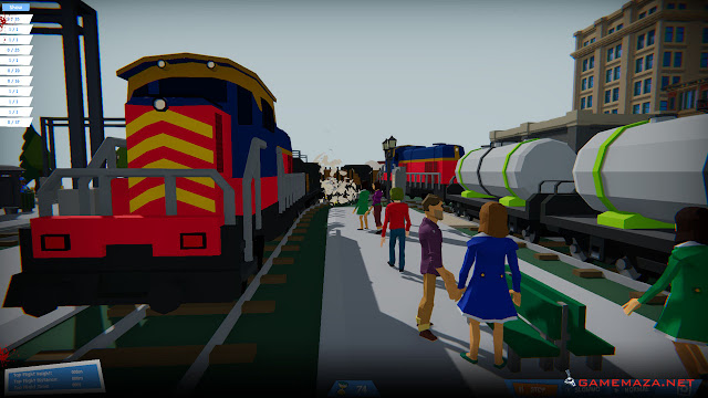 Beware of Trains Gameplay Screenshot 1