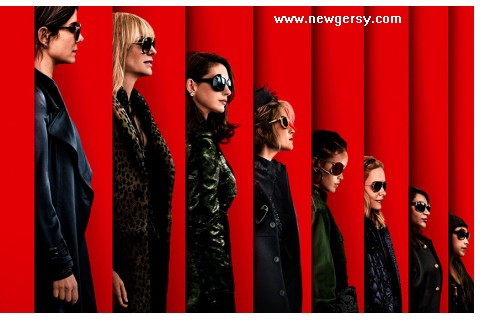 The first trailer for Ocean's 8 is here