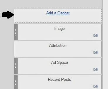 Add Disqus Recent Comments Widget to Blogger