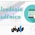 Univasf publica Calendário Acadêmico 2017 reformulado