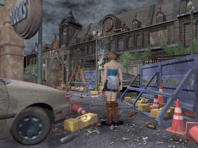 Resident Evil 3: Némesis - Captura 3