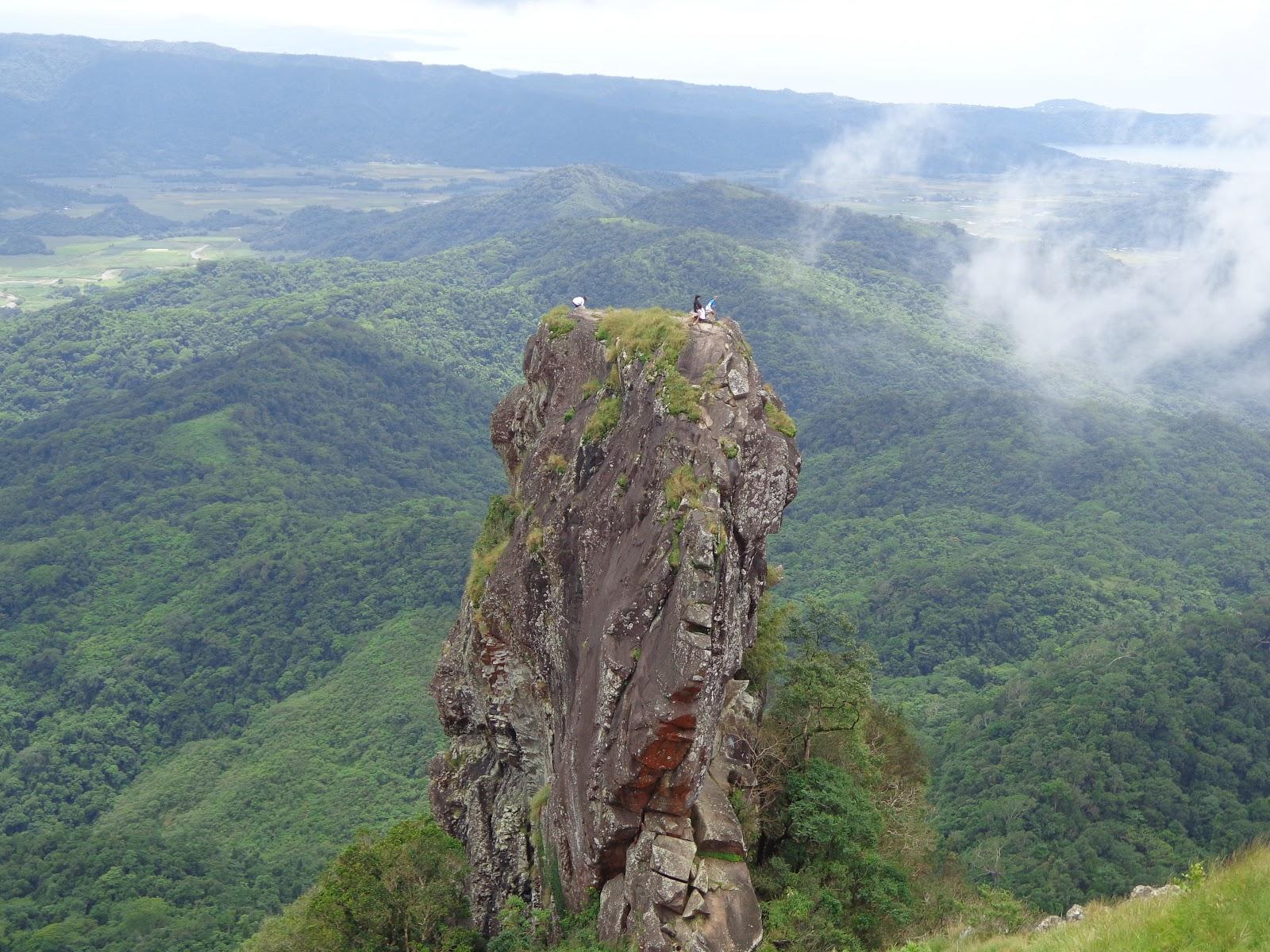 Conquering Mountains Mt Pico De Loro The Wandering Juan