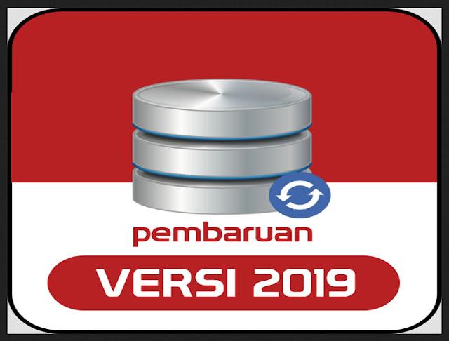 rilis installer aplikasi dapodik versi 2019