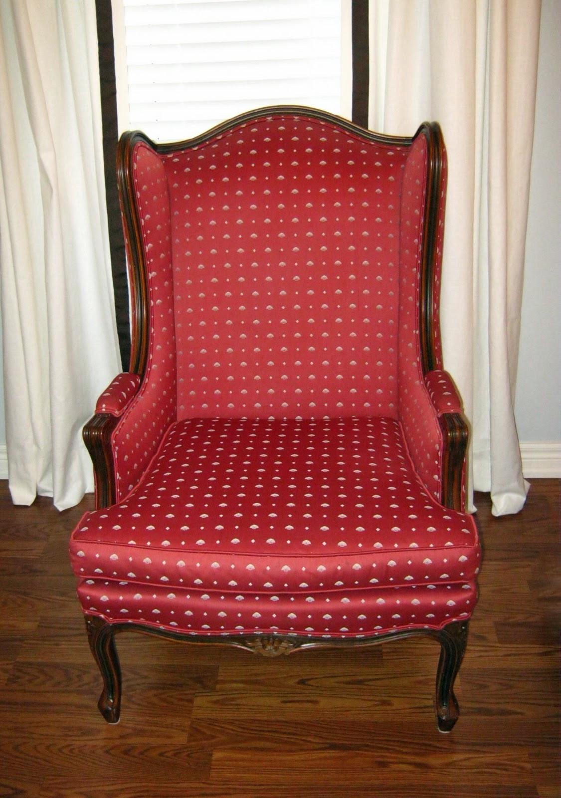 Astonishing Am Dolce Vita French Wing Chair Short Links Chair Design For Home Short Linksinfo
