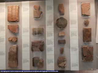 Tablillas babilónicas en el British Museum