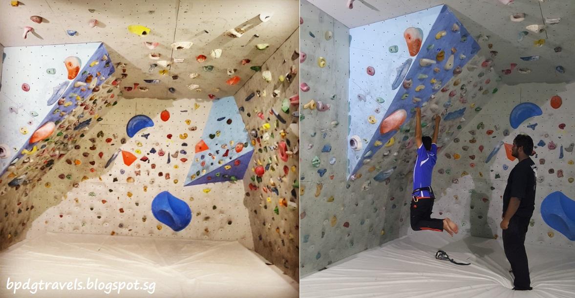 The HENG Family Travel & Lifestyle Blog: Rock Climbing @ ROCKWORLD