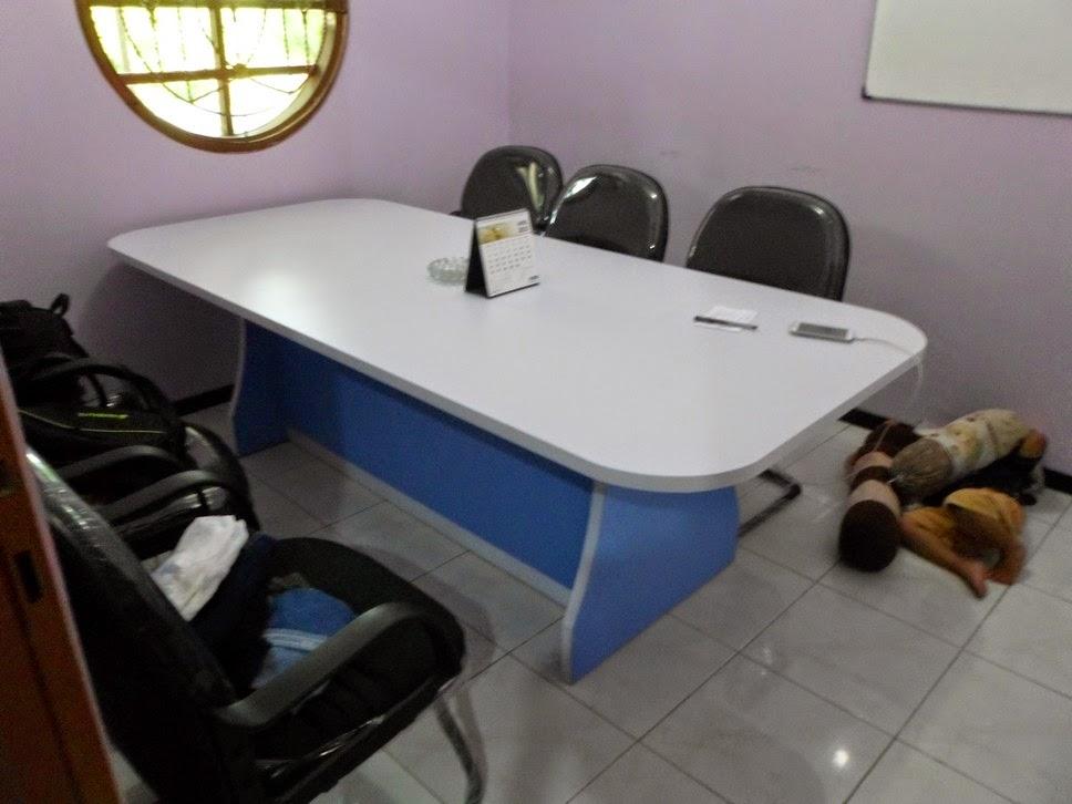 meja rapat - semarang