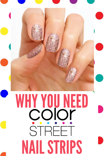 Why You Need To Use Color Street Nail Strips