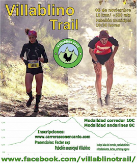 Carrera Villablino Trail