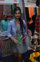 Neha Despandey in short deep neck dress at the Silk India Expo Exhibition ~  Exclusive 075.JPG