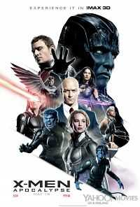 X-Men Apocalypse 2016 Hindi Dual Audio Download 400mb 480p BluRay