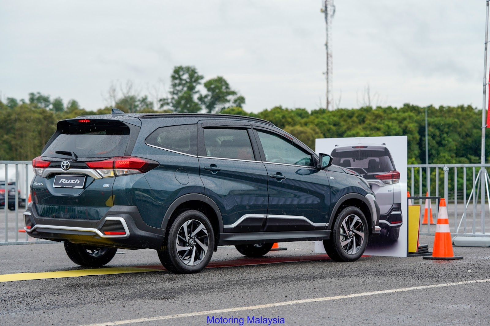 Motoring Malaysia The All New Second Generation Toyota Rush Has