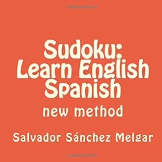Sudoku: Learn English Spanish