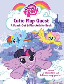 MLP Cutie Map Quest Book Media