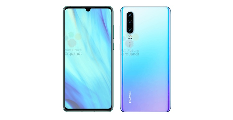 Huawei P30 Pro, P30 Specs Leaked