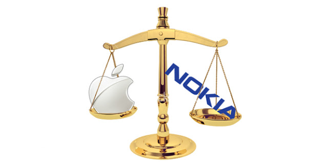 Patent War Over, Apple and Nokia More Familiar