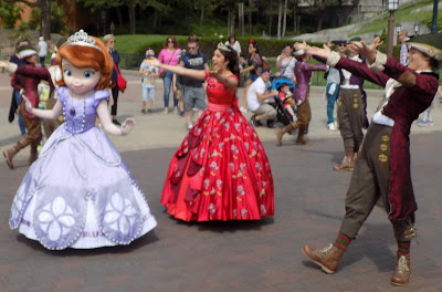 Pirates and Princesses festival at Disneyland Paris