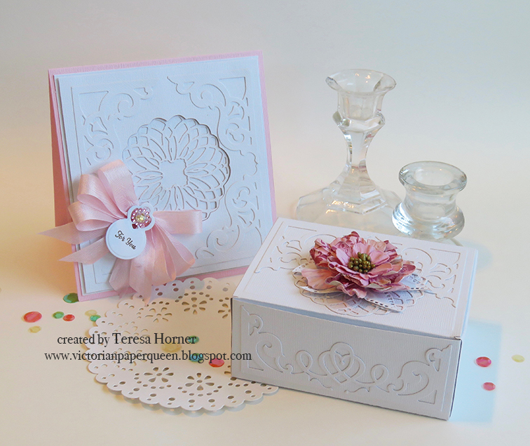 Victorian Paper Queen A Wedding Gift For You